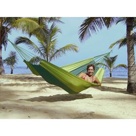 Amazonas Silk Traveller Hængekøje, grøn
